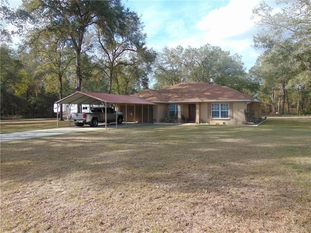 13125 SW 61ST PLACE Road, Ocala, FL 34481 (MLS #OM614351) :: Godwin Realty Group