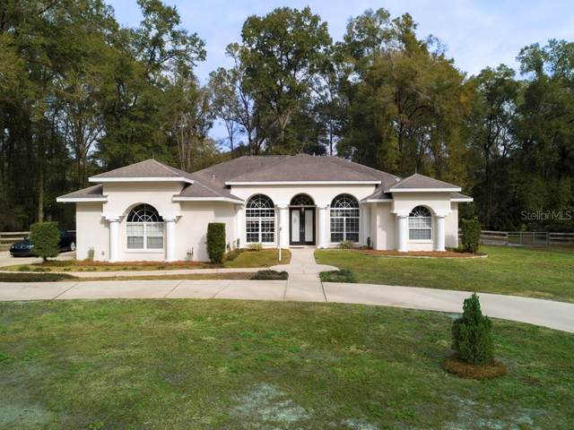 11150 NW 17TH COURT Road, Ocala, FL 34475 (MLS #OM614386) :: Memory Hopkins Real Estate