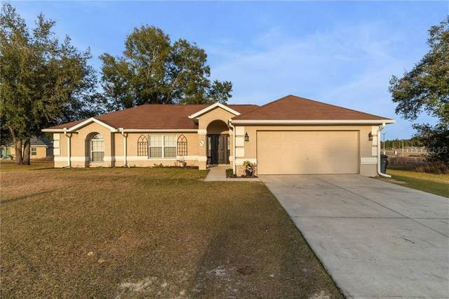4619 SW 129TH Place, Ocala, FL 34473 (MLS #OM614396) :: The Duncan Duo Team