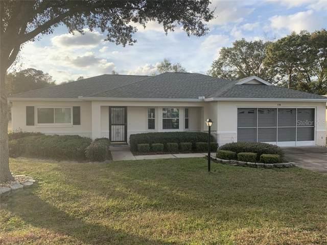 9790 SW 99TH Avenue, Ocala, FL 34481 (MLS #OM614407) :: The Heidi Schrock Team