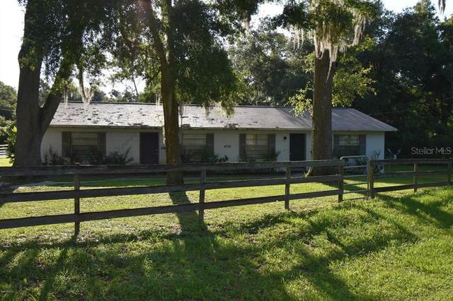 4391 NW Gainesville Road, Ocala, FL 34475 (MLS #OM614418) :: Memory Hopkins Real Estate