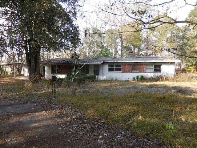 18151 & 18153 NE Highway 27 Alt, Williston, FL 32696 (MLS #OM614420) :: Young Real Estate