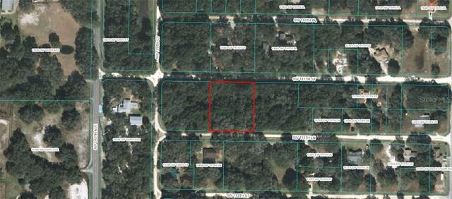 TBD SW 111TH Lane, Dunnellon, FL 34432 (MLS #OM614422) :: Visionary Properties Inc