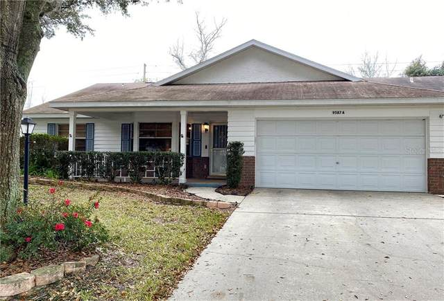 9587 SW 84TH Terrace, Ocala, FL 34481 (MLS #OM614437) :: The Duncan Duo Team