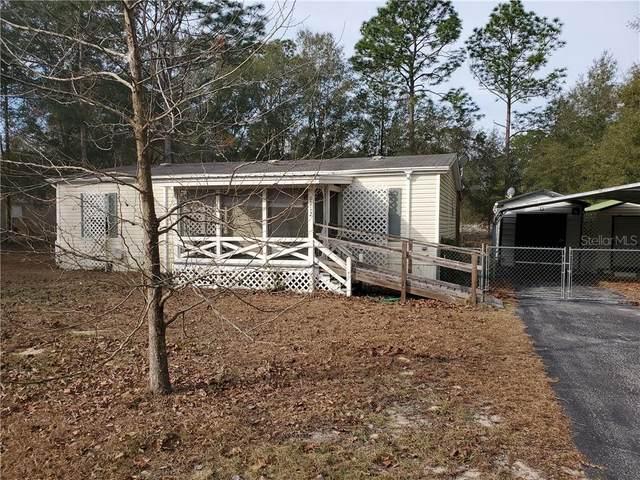 6712 NE 94 Terrace, Bronson, FL 32621 (MLS #OM614453) :: Griffin Group