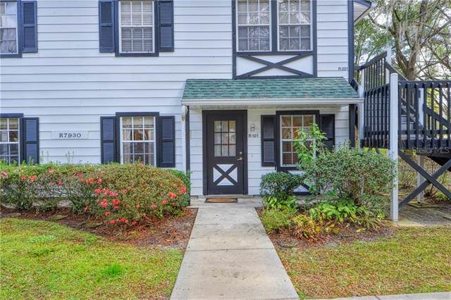 7930 Midway Drive Terrace R101, Ocala, FL 34472 (MLS #OM614477) :: New Home Partners