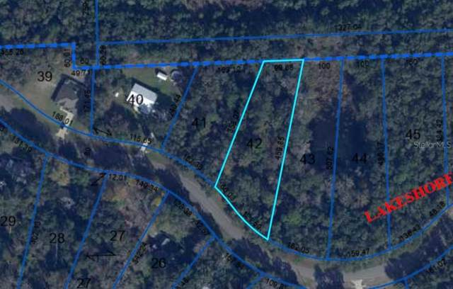 SE 111TH Avenue Lot 42, Hawthorne, FL 32640 (MLS #OM614583) :: Vacasa Real Estate