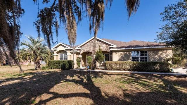 320 NW 113TH Circle, Ocala, FL 34482 (MLS #OM614658) :: The Duncan Duo Team
