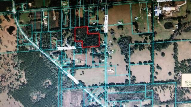 TBD Nw 177Th Place, Reddick, FL 32686 (MLS #OM614664) :: Memory Hopkins Real Estate