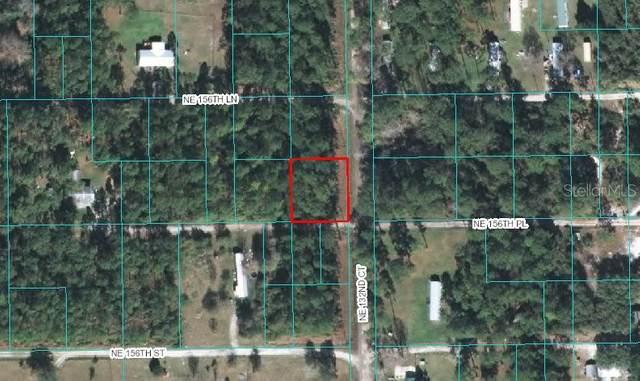 00 NE 132ND Court, Fort Mc Coy, FL 32134 (MLS #OM614674) :: Premium Properties Real Estate Services