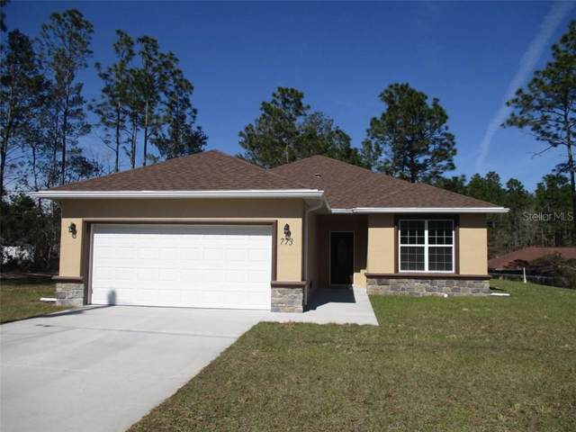 773 Marion Oaks Trail, Ocala, FL 34473 (MLS #OM614936) :: Sarasota Property Group at NextHome Excellence