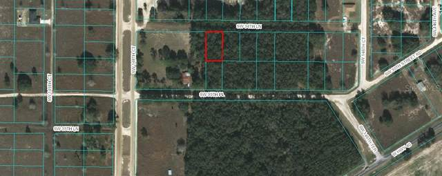 0 SW 34 Lane, Ocala, FL 34481 (MLS #OM615045) :: BuySellLiveFlorida.com