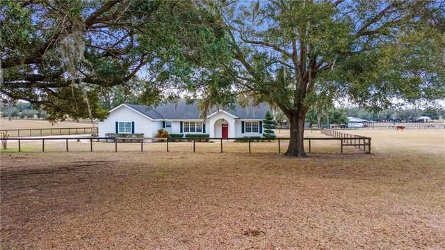 50 NE 150TH Avenue, Williston, FL 32696 (MLS #OM615095) :: Pepine Realty