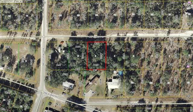 00 NE 63RD Place, Williston, FL 32696 (MLS #OM615254) :: Pepine Realty