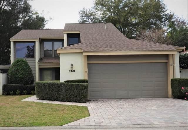 460 NE 44TH Terrace, Ocala, FL 34470 (MLS #OM615260) :: Vacasa Real Estate