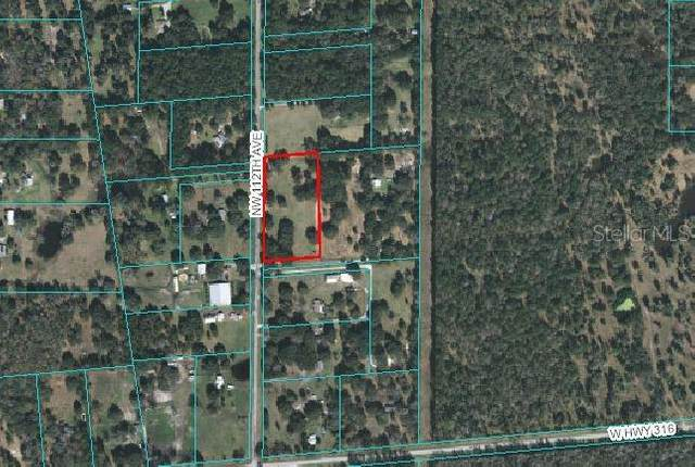 00 NW 112TH Avenue, Reddick, FL 32686 (MLS #OM615280) :: Bob Paulson with Vylla Home