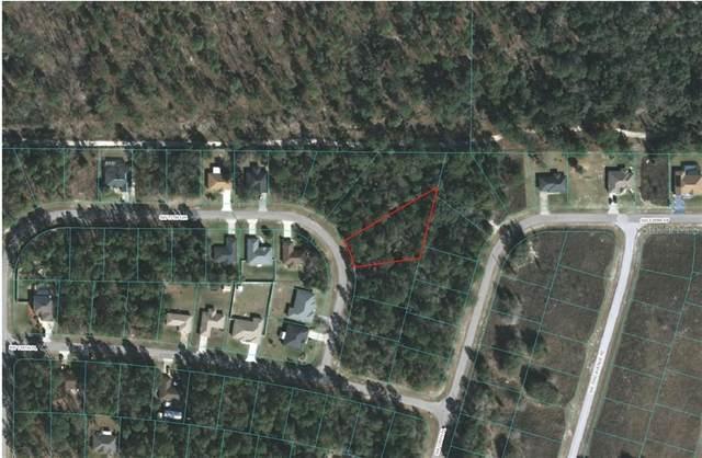 Sw 77Th Circle, Ocala, FL 34473 (MLS #OM615406) :: Globalwide Realty