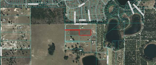 TBD SE 152ND PLACE Road, Weirsdale, FL 32195 (MLS #OM615432) :: MVP Realty