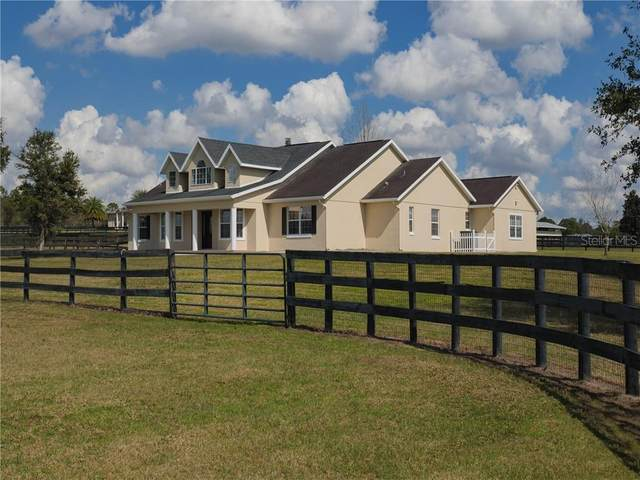 7335 NW Highway 225, Ocala, FL 34482 (MLS #OM615455) :: Positive Edge Real Estate