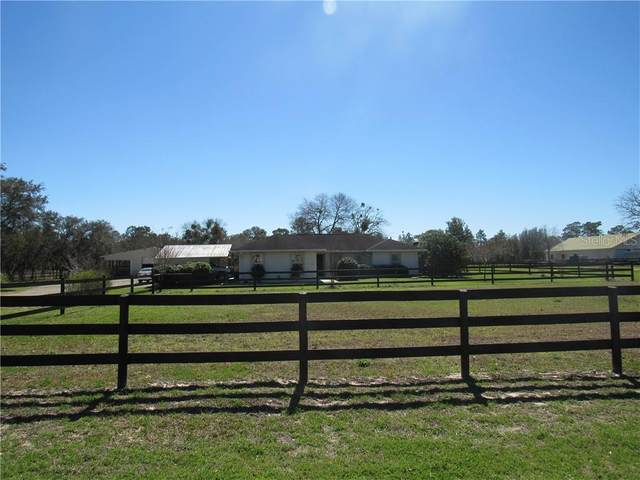 12790 SE 98TH Lane, Dunnellon, FL 34431 (MLS #OM615467) :: Lockhart & Walseth Team, Realtors