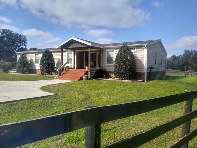 9505 W 316 Highway, Reddick, FL 32686 (MLS #OM615470) :: Memory Hopkins Real Estate