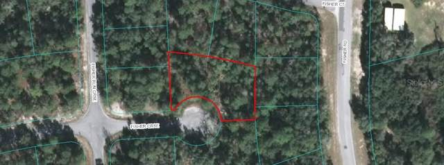 Lot 16 Fisher Course, Ocklawaha, FL 32179 (MLS #OM615485) :: Pepine Realty