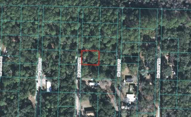 0 NE 170TH Terrace, Silver Springs, FL 34488 (MLS #OM615496) :: Everlane Realty