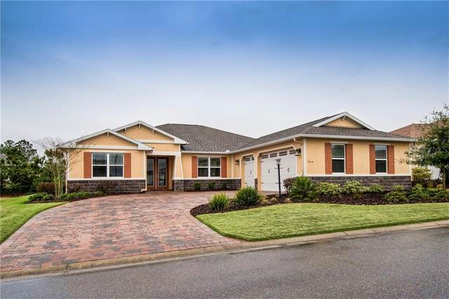 9018 SW 89TH STREET Road, Ocala, FL 34481 (MLS #OM615548) :: Sarasota Property Group at NextHome Excellence