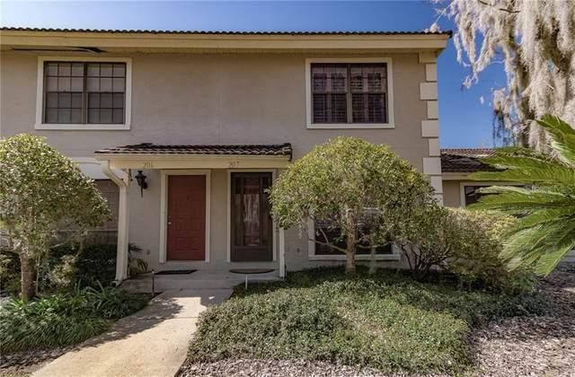 1701 SE 24TH Road #207, Ocala, FL 34471 (MLS #OM615562) :: Delgado Home Team at Keller Williams