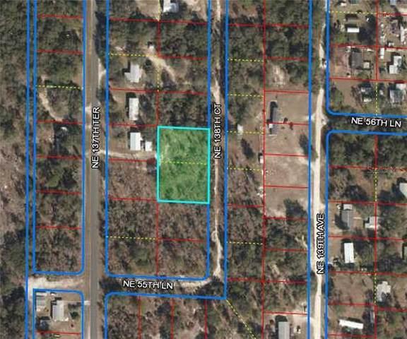 5664 NE 138TH Court, Williston, FL 32696 (MLS #OM615579) :: BuySellLiveFlorida.com