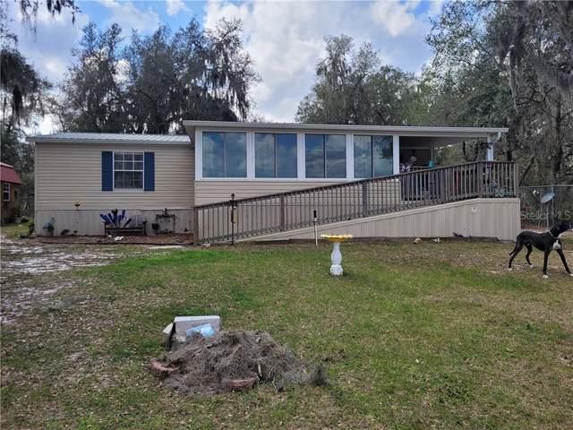 22441 NE 105TH AVENUE Road, Fort Mc Coy, FL 32134 (MLS #OM615581) :: The Light Team