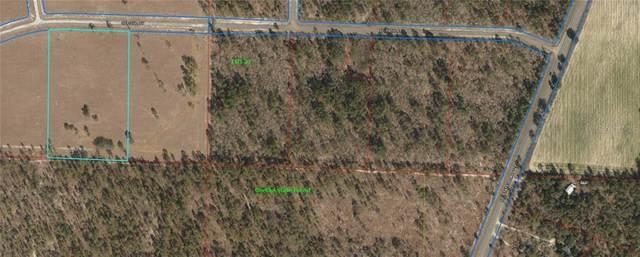 0 SE 39TH Street, Morriston, FL 32668 (MLS #OM615591) :: Southern Associates Realty LLC