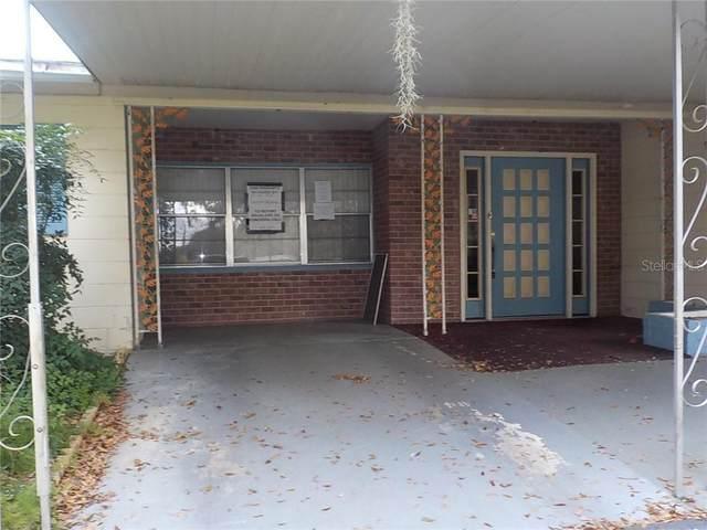 7565 E Shore Drive, Inverness, FL 34450 (MLS #OM615607) :: Florida Real Estate Sellers at Keller Williams Realty