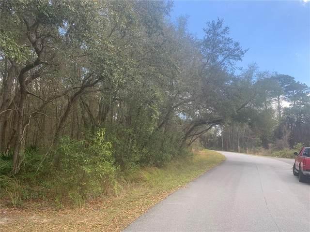 Oak Lane Way, Ocala, FL 34472 (MLS #OM615655) :: Sarasota Property Group at NextHome Excellence