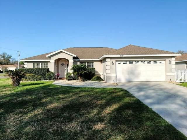 4616 NW 44TH Court, Ocala, FL 34482 (MLS #OM615660) :: Team Bohannon Keller Williams, Tampa Properties