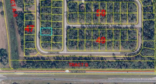 00 Arrow Circle, Labelle, FL 33935 (MLS #OM615669) :: CGY Realty