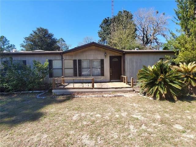 5450 SE County Road 337, Morriston, FL 32668 (MLS #OM615678) :: Positive Edge Real Estate