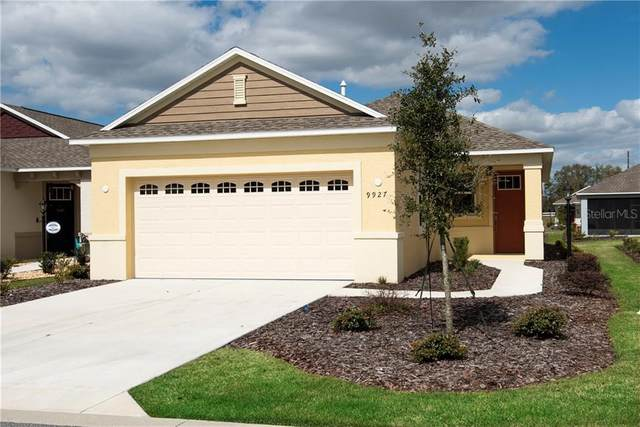9927 SW 100TH TERRACE Road, Ocala, FL 34481 (MLS #OM615686) :: Key Classic Realty