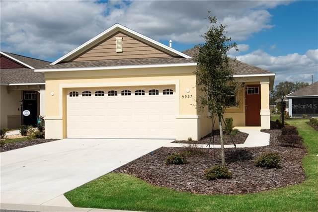9927 SW 100TH TERRACE Road, Ocala, FL 34481 (MLS #OM615686) :: Pepine Realty