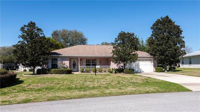 8586 SW 60TH Court, Ocala, FL 34476 (MLS #OM615692) :: The Duncan Duo Team