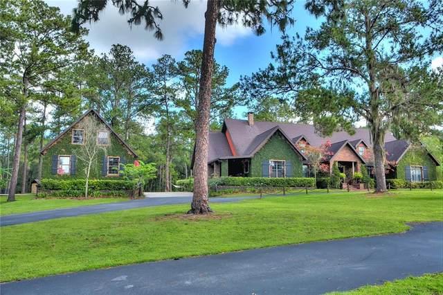 18150 NW 88TH AVENUE, Reddick, FL 32686 (MLS #OM615710) :: Memory Hopkins Real Estate