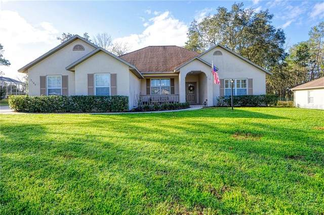 5160 SW 111TH LANE Road, Ocala, FL 34476 (MLS #OM615714) :: MVP Realty