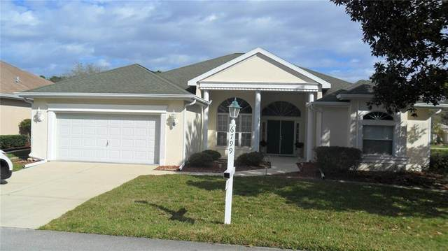 6799 SW 117TH Street, Ocala, FL 34476 (MLS #OM615727) :: The Duncan Duo Team
