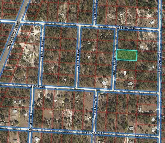 2251 SE 148TH Court, Morriston, FL 32668 (MLS #OM615739) :: Century 21 Professional Group