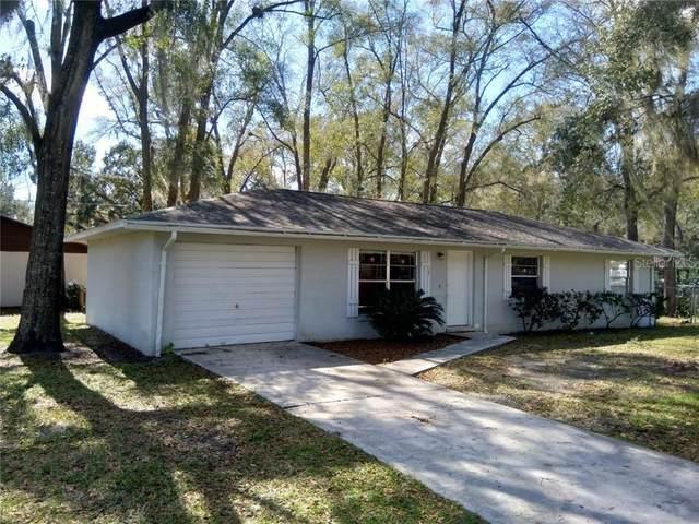 1580 NE 29TH Street, Ocala, FL 34479 (MLS #OM615744) :: Pristine Properties