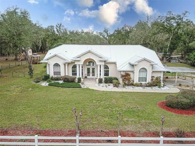 11831 SW Highway 484, Dunnellon, FL 34432 (MLS #OM615772) :: Southern Associates Realty LLC