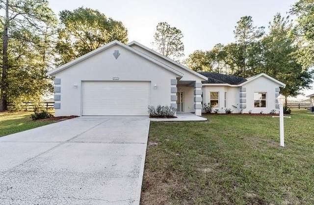 9525 SW 53RD Circle, Ocala, FL 34476 (MLS #OM615775) :: Southern Associates Realty LLC