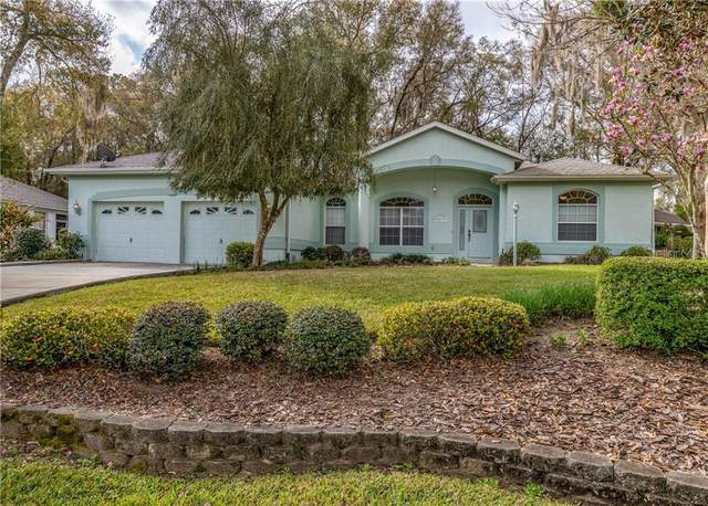8728 SW 194TH Court, Dunnellon, FL 34432 (MLS #OM615798) :: Bob Paulson with Vylla Home