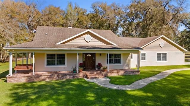 4935 NW 135TH Street, Reddick, FL 32686 (MLS #OM615803) :: Memory Hopkins Real Estate