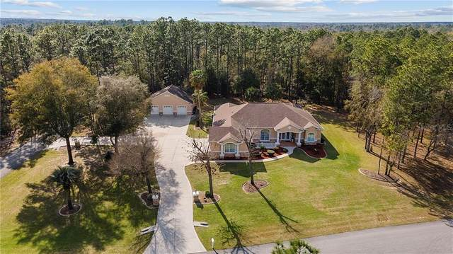 8430 SW 217TH COURT Road, Dunnellon, FL 34431 (MLS #OM615806) :: Globalwide Realty